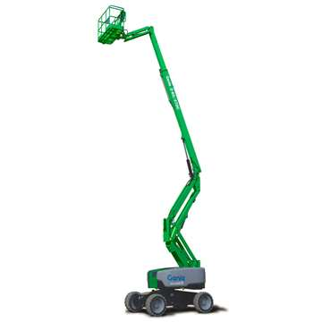 Manlift Articulating 60' - 69' Electric