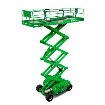 Rough Terrain Scissor Lift 40' - 49'