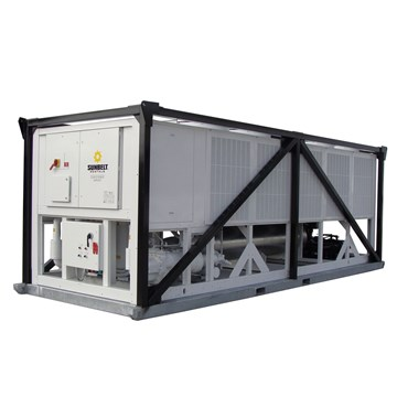 Air Handlers & Chiller