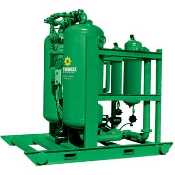 Desiccant Dryer Packages