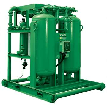 Desiccant Dryer / Aftercooler Packages