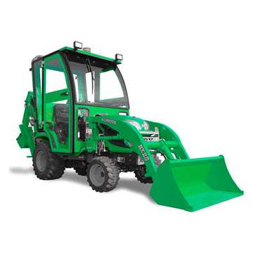 Backhoe- Mini